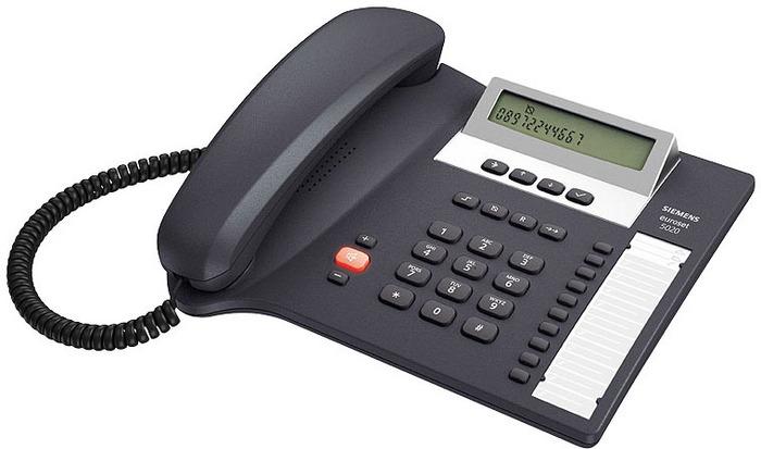 Telefono analogico Siemens 5020