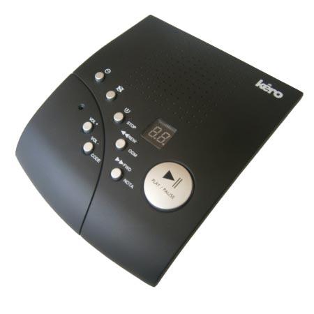 Contestador Automatico con alta calidad sonido KERO DAM820