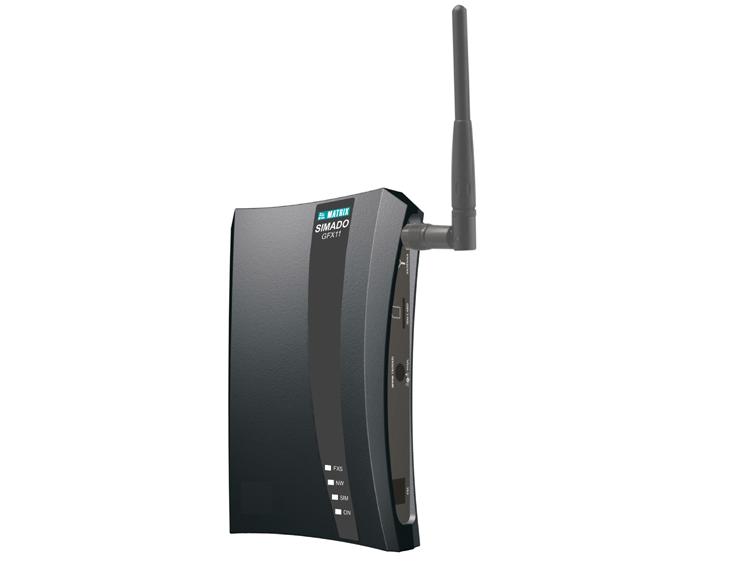 Enlace Móvil GSM libre Matrix (Trac) GFX11