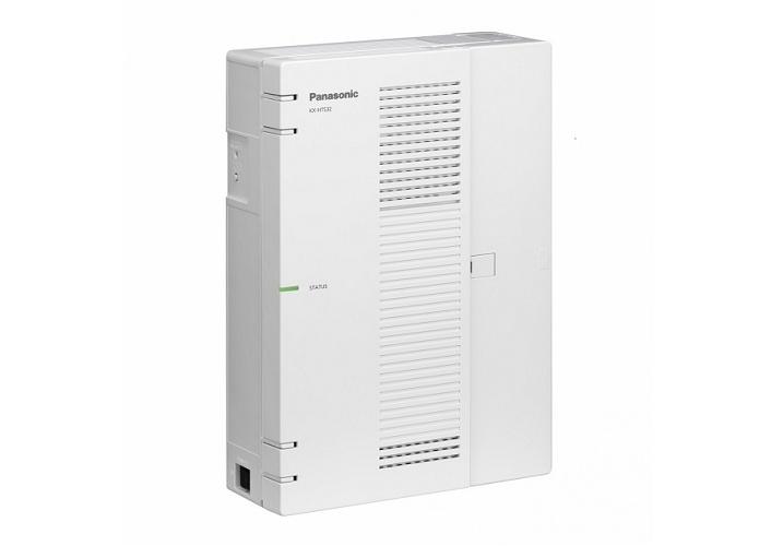 Centralita Híbrida (Analógica/IP) Panasonic HTS32