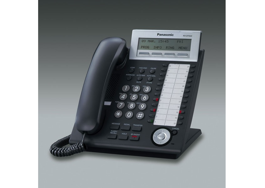Manual For Panasonic Kx Dt343 Phone User Guide Manual That Easy To