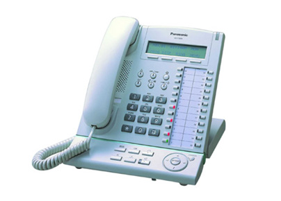 Teléfono Específico Digital Panasonic KX-T7630
