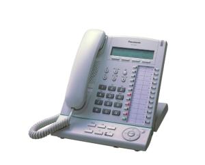 Teléfono Específico Digital Panasonic KX-T7633