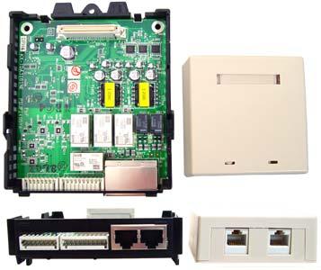 Tarjeta de Adaptador para Portero Automatico KX-TDA3161