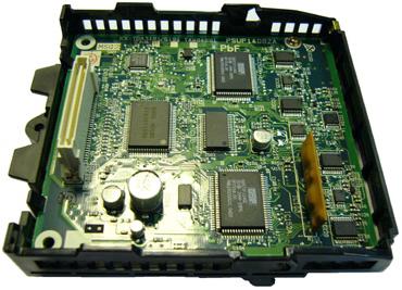 Modulo Gateway para 1 puerto IP 4 canales KX-TDA3480