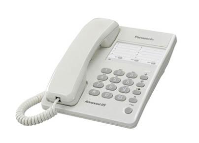 Telefono Basico Panasonic KX-TS100