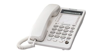Telefono con display/Manos Libres KX-TS108