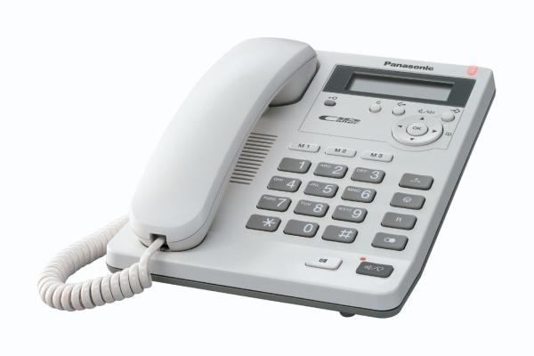 Telefono analogico Panasonic KX-TS600