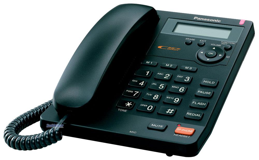 Telefono analogico Panasonic KX-TS600B