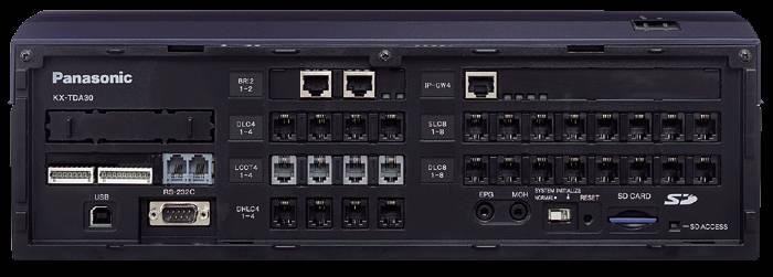 Panasonic Hybrid Ip Pbx System Kx Tda30 Panafonic