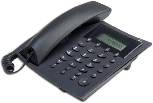 Teléfono sobremesa con display Spiker TP7000